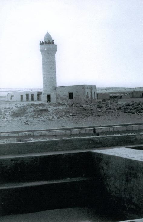 מסגד - בריכה עסלוג'