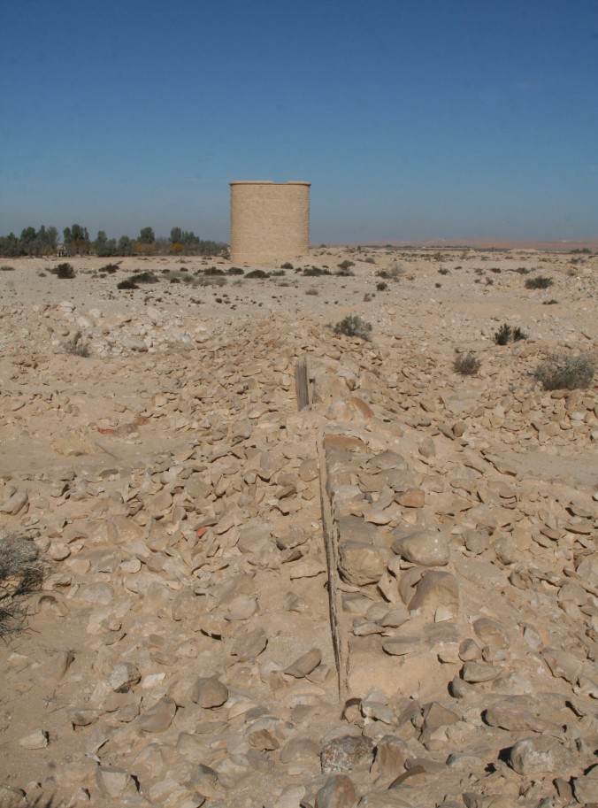 IMG_1461 ניצנה מבנה אורך מגדל מים